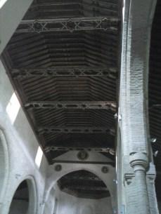 Cubierta de San Juan de los Reyes. Albaicín. Foto: Francisco López