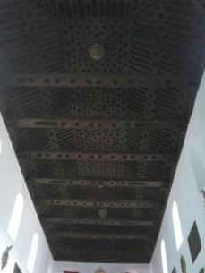 Cubierta de San Pedro y San Pablo. Albaicín. Granada. Foto: Francisco López