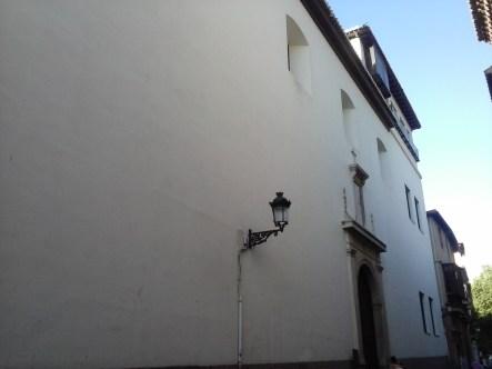 Convento de San Bernardo. Albaicín. Granada. Foto: Francisco López