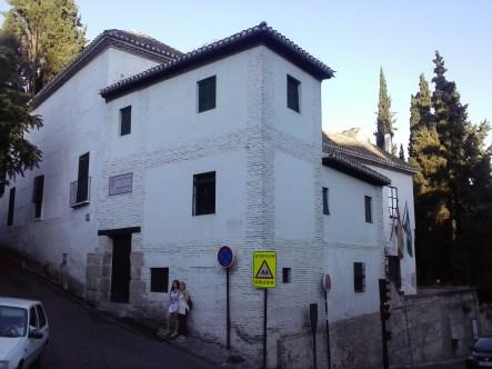 Casas del Chapiz. Albaicín. Foto: Francisco López
