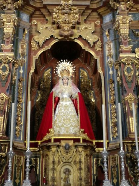Nª Sra. la Aurora. Albaicín. Foto: Francisco López
