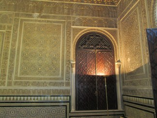 Palacio Müller. Salón nazarí. Granada. Foto: Francisco López