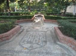 Palacio Müller. Jardines. Gran Vía. Granada. Foto: Francisco López