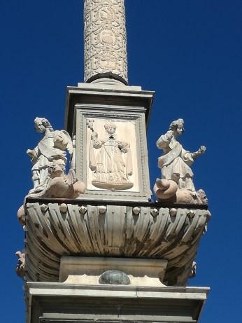 San Cecilio.Triunfo. Granada. Foto: Francisco López