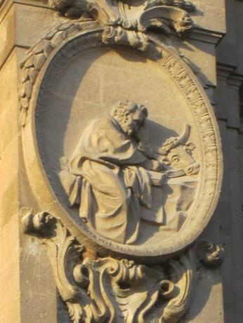 San Lucas. Catedral de Granada. Foto: Francisco López