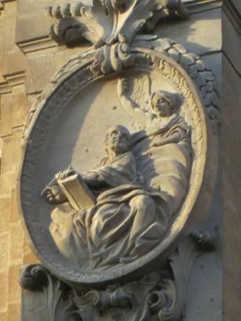 San Mateo. Catedral de Granada. Foto: Francisco López