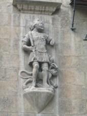 Hércules. Casa de los Tiros. Foto: Francisco López