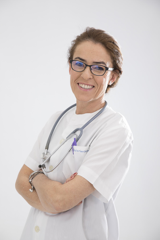Anabel Cristina pediatra
