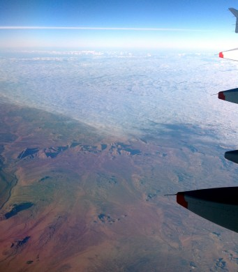 Air Namibia: Cape Town to Windhoek