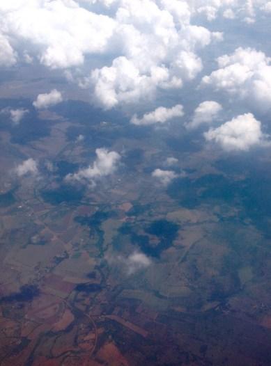 Air Botswana: Gaborone to Johannesburg