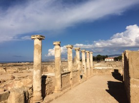The antiquities at Pafos