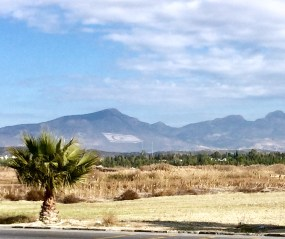Mountains of Northern Cyprus