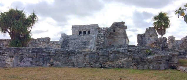 Central Temples at Tulum