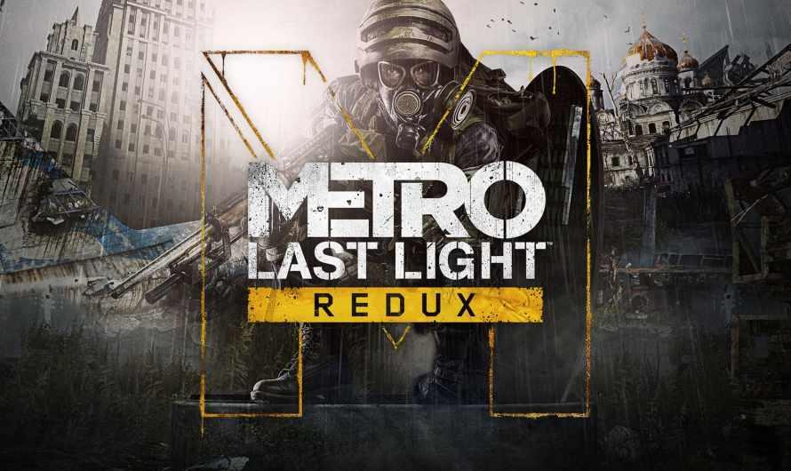 Bons Plans : Metro Last Light gratuit sur l'Epic Store