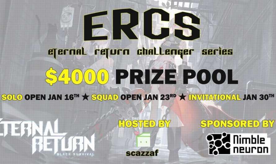 Eternal Return : Eternal Return Challenger Series NA
