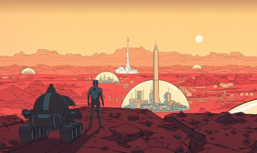 Bons plans : Surviving Mars gratuit sur l'Epic Store !