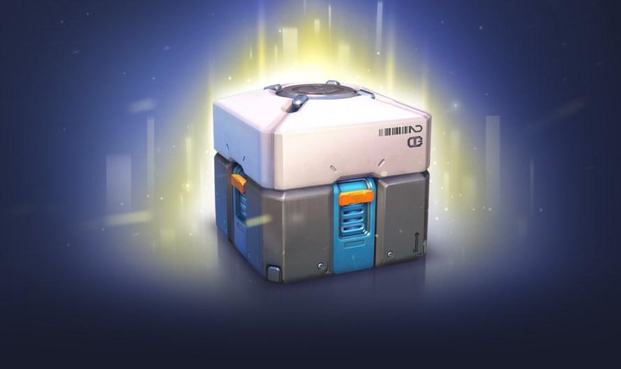 BS : les jeux proposant des lootboxes recevront une classification PEGI 18