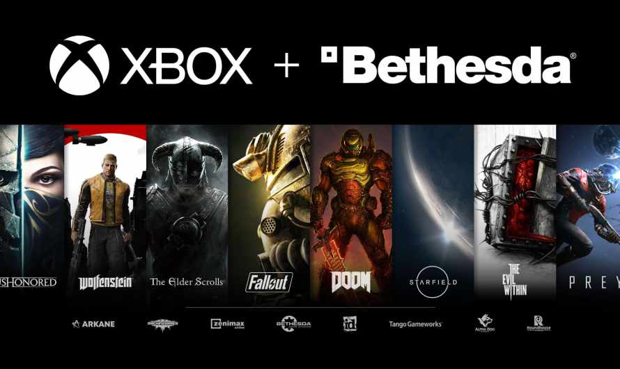 BS : le futur des jeux Bethesda sur Playstation 5