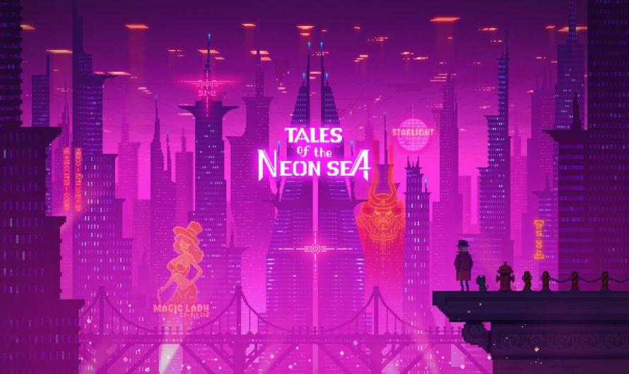 Bons Plans : Tales of the Neon Sea gratuit !