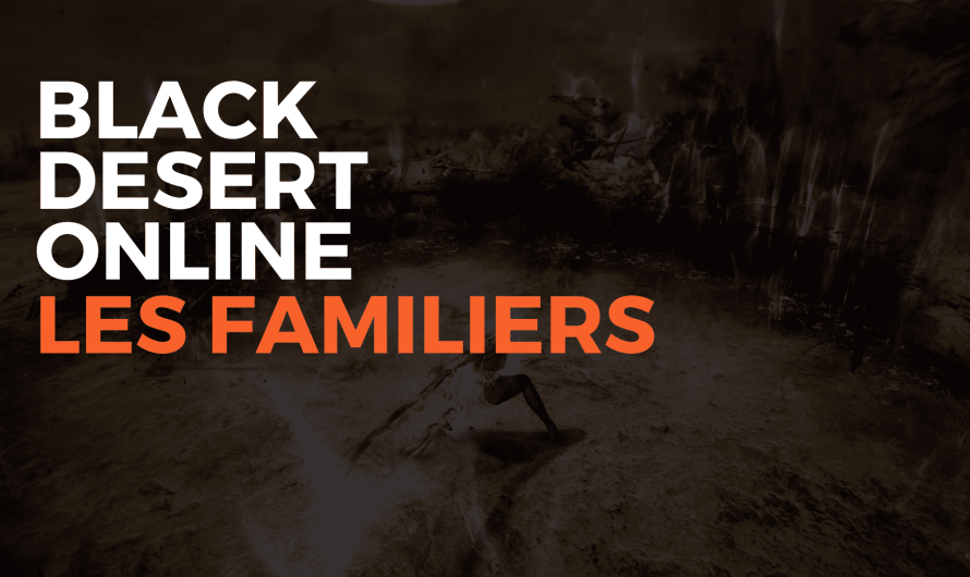 Black Desert Online : les animaux de compagnie