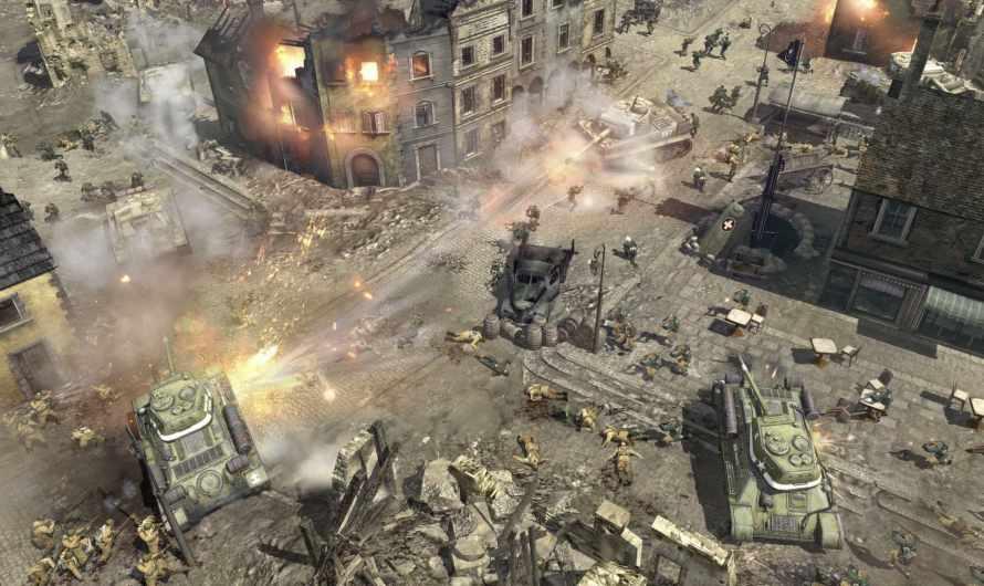 Bons Plans : Company of Heroes 2 gratuit sur Steam