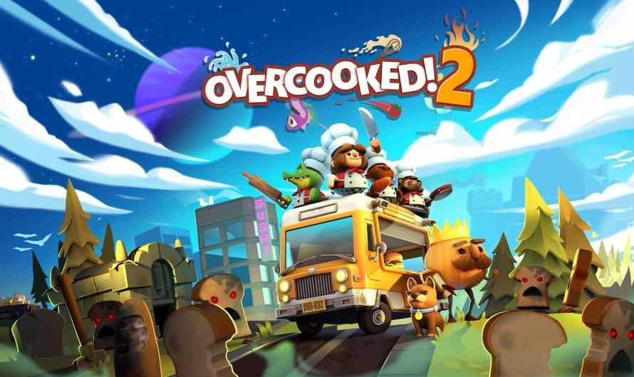 Bons Plans : Overcooked 2 gratuit sur l'Epic Store