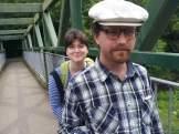Derwent Park 2016: with Joel