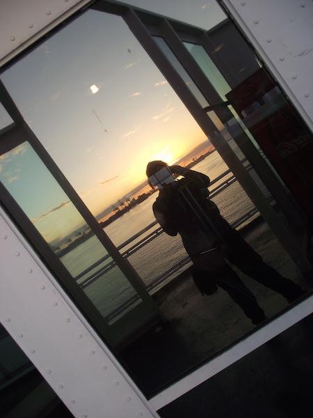 ferry from Tsawwassen to Swartz 2017