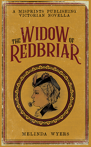 Current Publications: The Widow of Redbriar, Victorian Novella cover image.