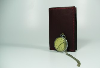 old watch & new wallet