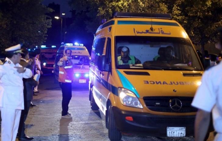 """بيان رسمي عاجل حول الأحداث المؤسفة التي شهدتها """"منطقة طرة"""" منذ قليل.. والصحة: 5 ضحايا حتى الآن"""