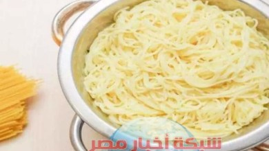 Photo of ماء سلق المكرونة وفوائده