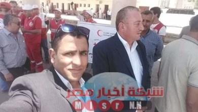Photo of مستشفى ابو زعبل تفتح ابوابها لخدمه العاملين بهيئه السكه الحديد