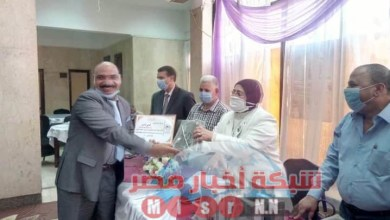 Photo of كشك تكرم فتحي لاشين لأدائه المتميز في نجاح امتحانات الثانويه العامه