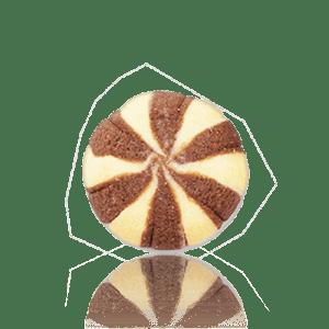 Chocolate Pralin Sable (100gm)