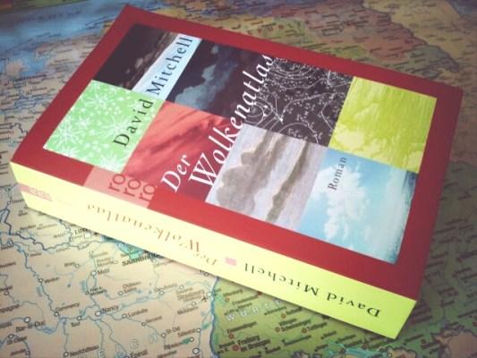 Der Wolkenatlas, Buch, David Mitchell