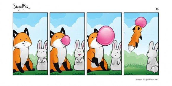StupidFox Comic No. 73, Image Source