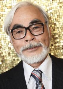 "Hayao Miyazaki, <a href=""http://commons.wikimedia.org/wiki/File:Hayao_Miyazaki.jpg"" target=""_blank"" rel=""noopener"">Image Source</a>, Author: Thomas Schulz detengase @ Flickr, This file is licensed under the Creative Commons Attribution-Share Alike 2.0 Generic license."
