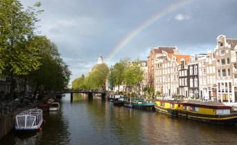 Ach ... ein Traum. Amsterdam.