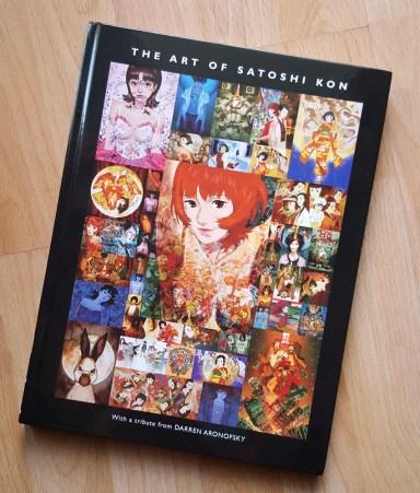 The Art of Satoshi Kon, Artbook, Dark Horse Comics