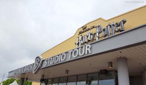Hary Potter Studio Tour!