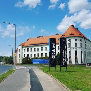 In Freiberg