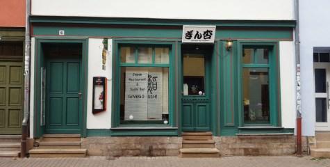bestes Sushi Lokal in Erfurt (so hat man mir gesagt :) und es war wirklich wirklich gut)
