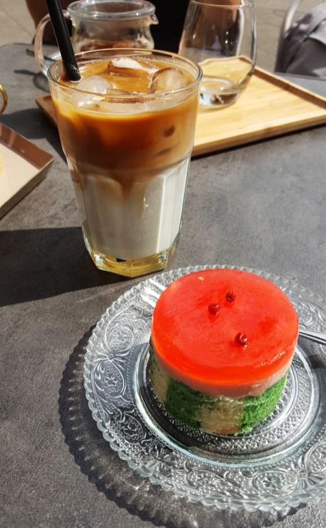 Cupcake, Törtchen und Gebräu bei Mademoiselle Cupcake