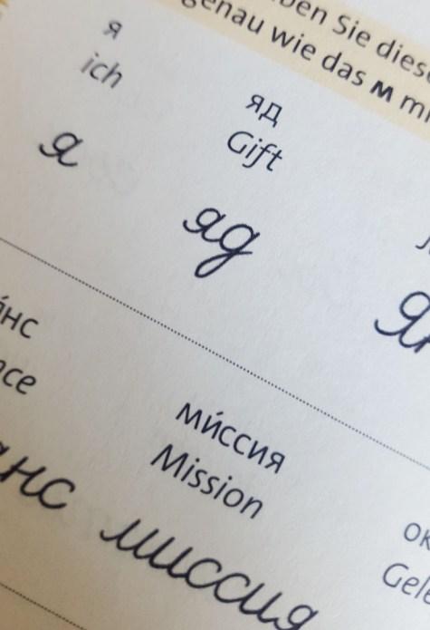 Worauf genau bereitet mich der Russischkurs vor?
