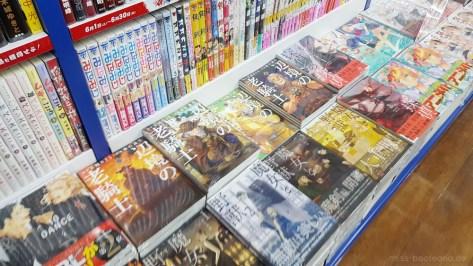 Manga überall im Animate