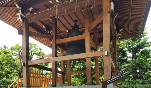 Glocke am Sensō-ji