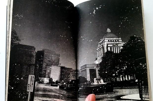 "Parlamentsgebäude im Manga ""X"""