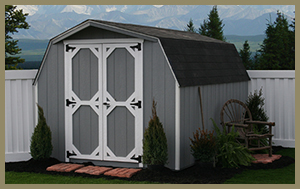The Mini Barn Cabana