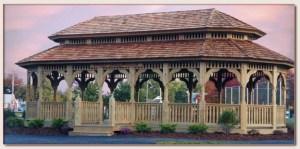 Pavilion Gazebo